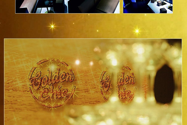 GOLDEN CHIC4