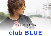 BLUEホームページ
