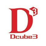 Dcube3ロゴ