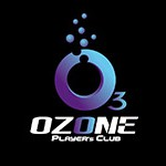 OZONE -player's club-ロゴ