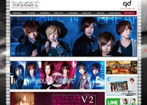 TOP DANDY -1st-ホームページ