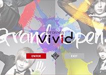 TOP DANDY vividホームページ
