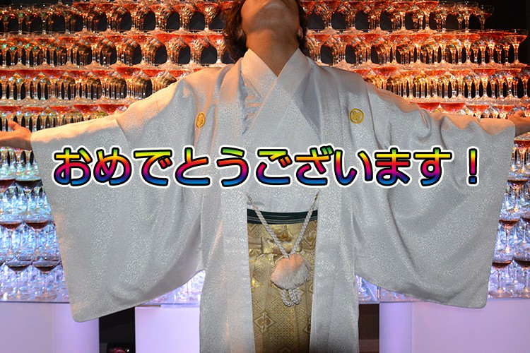 中洲初!?のナイアガラタワー!E-GENERATION HAL部長バースデーイベント!9