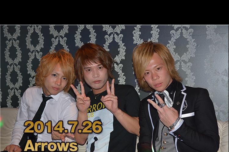 待望の帰還!!Arrows鎌代癒羽オーナーお帰りな祭イベント!!1