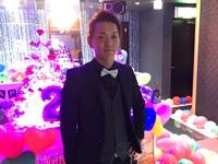 合言葉は「今夜だ!山田!」GOLDEN CHIC 山田 勇気 バースデーイベント!