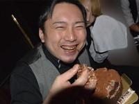 ワイルドにケーキを食らいつくす!Club Möwe 長瀬 晃也 社長バースデーイベント!