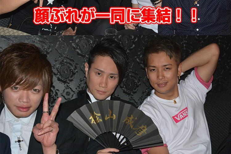 夜のオールスター集結!Club GLOW 桧山 成彦代表バースデーイベント!4