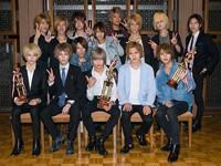 トップ3を独占!J-GROUP上半期表彰式!