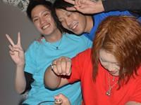 シャンパンラッシュの2days!Club Union 堂島 雫 取締役バースデーイベント!