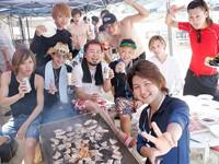 毎年恒例!G.666グループレクレーション in 志賀島!