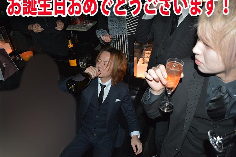 安達 未頼 代表取締役 バースデーイベント6