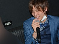 エンドレスに響くシャンパンコール!Club GLOW 亀井 翔也バースデーイベント!