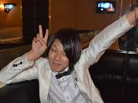 高級ブランデー炸裂!!club White大空バースデーイベント!!