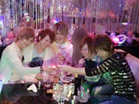 一流を証明するシャンパンタワー!club Arrows早乙女 麗音バースデーイベント!!