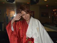 晴れ舞台には紅白の袴で!White魁幹部補佐バースデーイベント!!