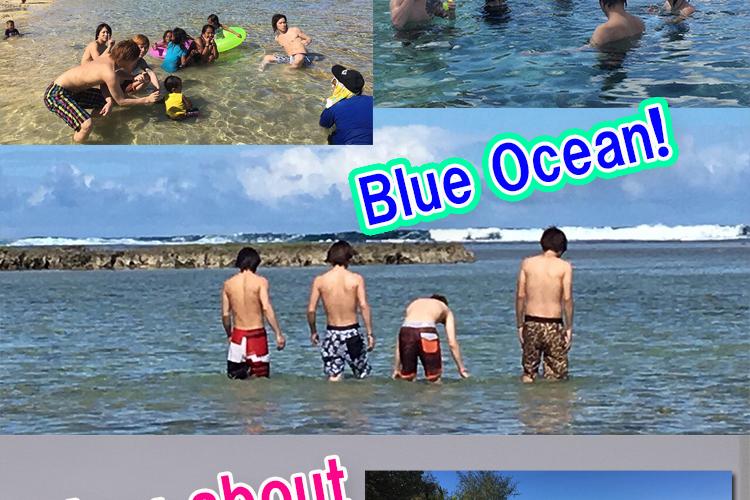 青い空!青い海!海外で大はしゃぎ!Arrowsグアム旅行!6