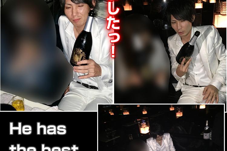 完全燃焼の夜!E-GENERATION井手 隼人幹部補佐バースデーイベント!4