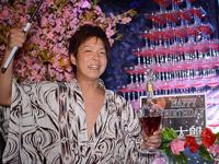 ラストはドンペリで特大タワー!club Arrows 山田 太郎 主任 バースデーイベント!
