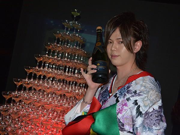 男、桜木、ここにあり!E-GENERATION 桜木 棗 バースデーイベント!|E-GENERATION
