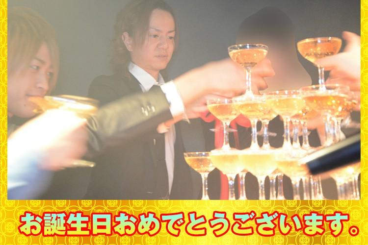 輝かしいタワーと花々に囲まれて…E-GENERATION安達 未頼代表取締役バースデーイベント!8