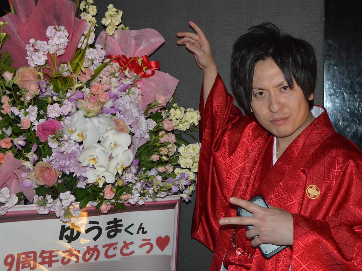 イージェネ魂ここにあり!E-GENERATION 時枝 雄真 専務取締役 9周年祭