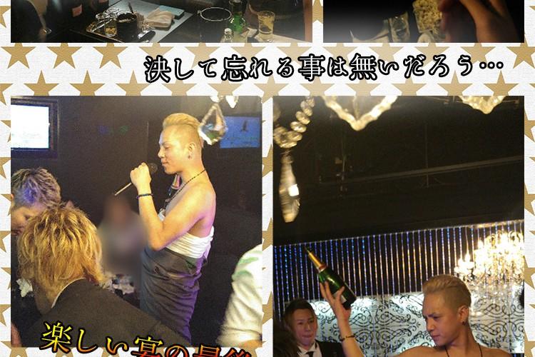 新たな伝説をつくるまで...Club GLOW 上田 賢 主任バースデーイベント!4