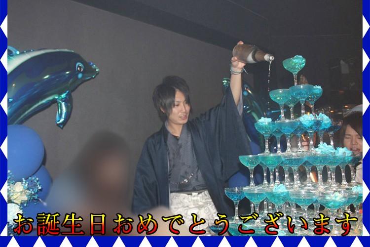 去年との違いを見せつける…!E-GENERATION 井手 隼人幹部補佐バースデーイベント!7