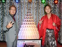 俺たちの絆を見せつける!club AGES 遙 & 健太店長 合同バースデーイベント!