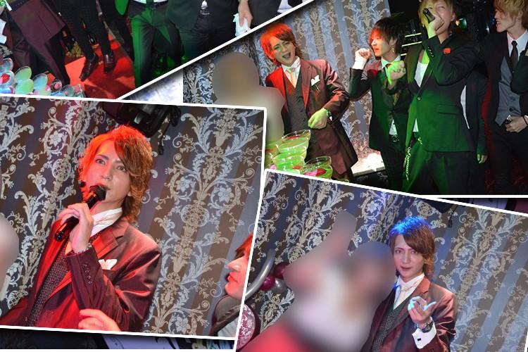 No.1ホストが魅せる夜…!club AGES義之総支配人バースデーイベント!4