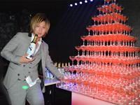 キラキラのタワーで輝く…!club Arrows 神夜 北斗人 CAP 1周年イベント!
